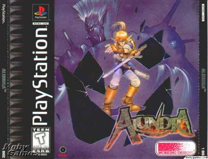 PlayStation Games - Alundra