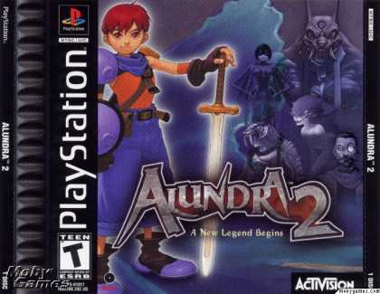 PlayStation Games - Alundra 2