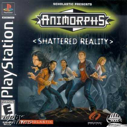 PlayStation Games - Animorphs: Shattered Reality