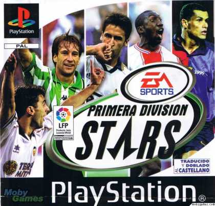 PlayStation Games - The F.A. Premier League Stars