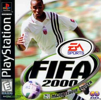 PlayStation Games - FIFA 2000: Major League Soccer