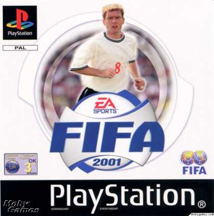 PlayStation Games - FIFA 2001