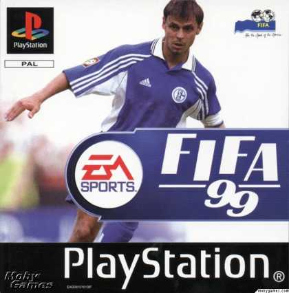 PlayStation Games - FIFA 99