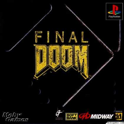 PlayStation Games - Final DOOM