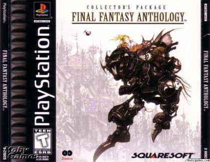 PlayStation Games - Final Fantasy Anthology