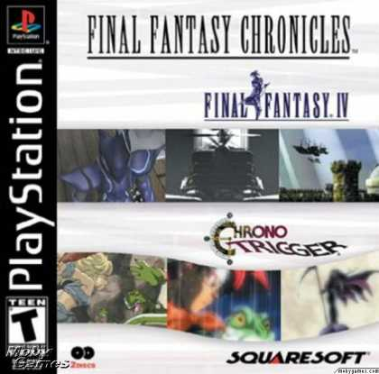 PlayStation Games - Final Fantasy Chronicles