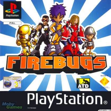 PlayStation Games - Firebugs