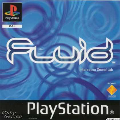 PlayStation Games - Fluid