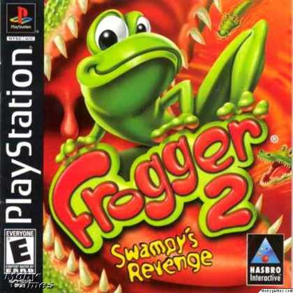 PlayStation Games - Frogger 2: Swampy's Revenge