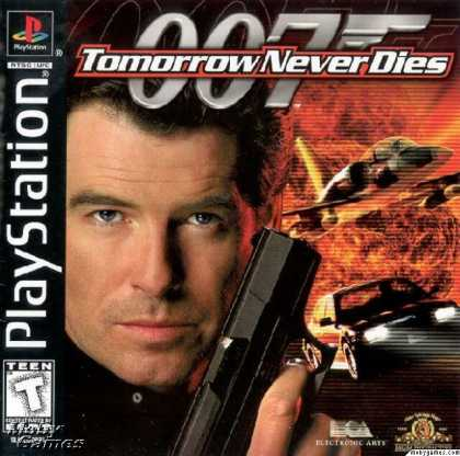 PlayStation Games - 007: Tomorrow Never Dies