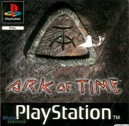 PlayStation Games - Ark of Time
