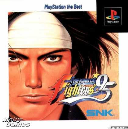 PlayStation Games - The King of Fighters '95