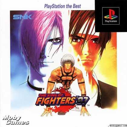 PlayStation Games - The King of Fighters '97