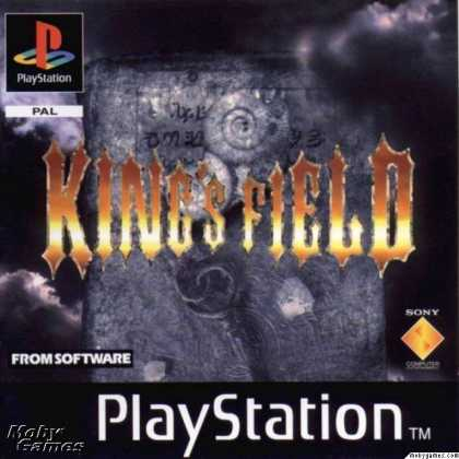 PlayStation Games - King's Field