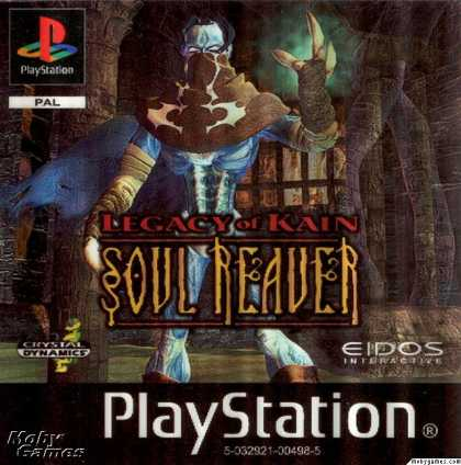 PlayStation Games - Legacy of Kain: Soul Reaver