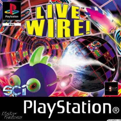 PlayStation Games - Live Wire!