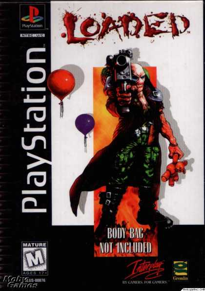 PlayStation Games - Loaded