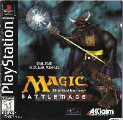 PlayStation Games - Magic: The Gathering - Battlemage