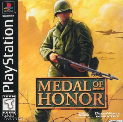 PlayStation Games - Medal of Honor