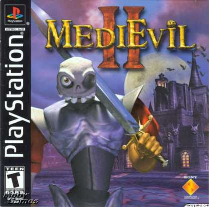 PlayStation Games - MediEvil II