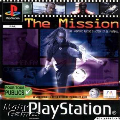 PlayStation Games - The Mission