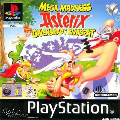 Screens Zimmer 1 angezeig: asterix mega madness pc download