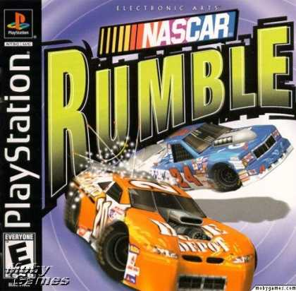 PlayStation Games - NASCAR Rumble