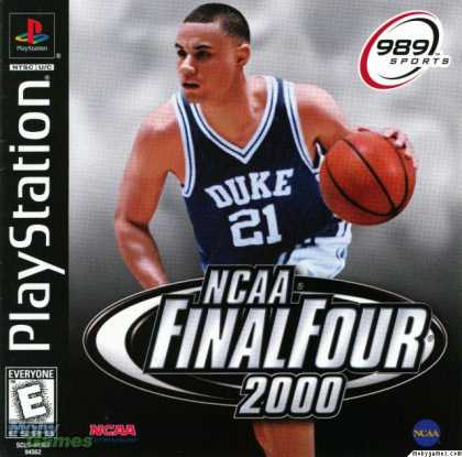 PlayStation Games - NCAA Final Four 2000