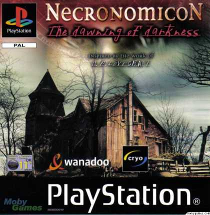 PlayStation Games - Necronomicon: The Dawning of Darkness