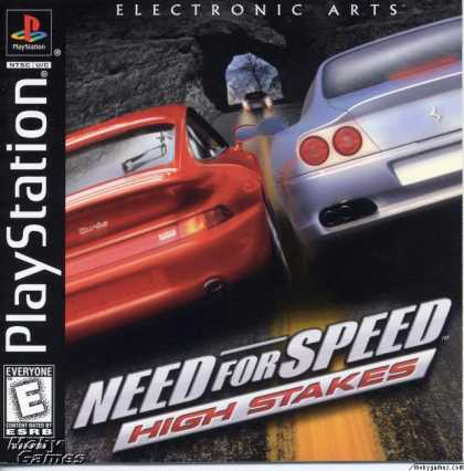 PlayStation Games - Need for Speed: High Stakes