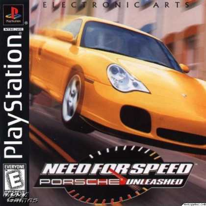PlayStation Games - Need for Speed: Porsche Unleashed