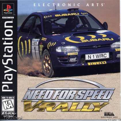 [PSX-PSP] Need For Speed V Rally [RP] 474-1