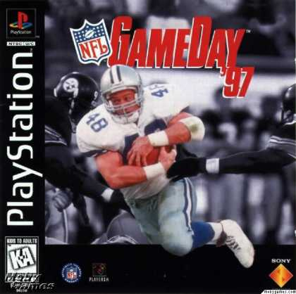 PlayStation Games - NFL GameDay '97