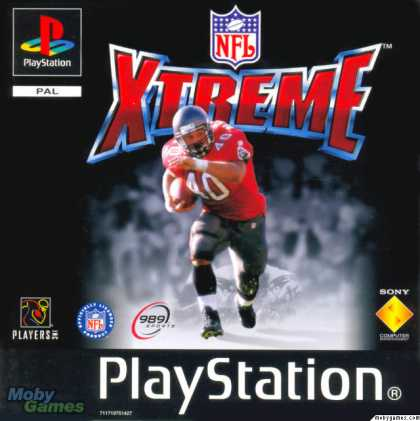 PlayStation Games - NFL Xtreme