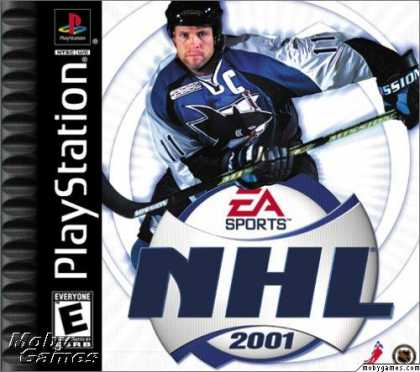 PlayStation Games - NHL 2001