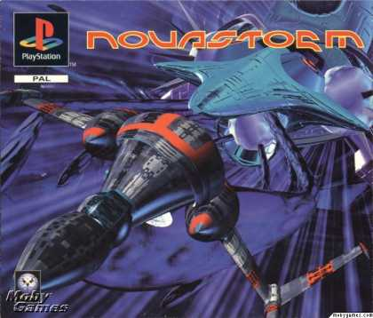PlayStation Games - Novastorm