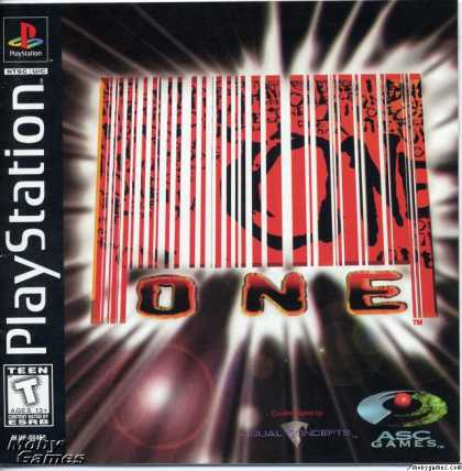PlayStation Games - One