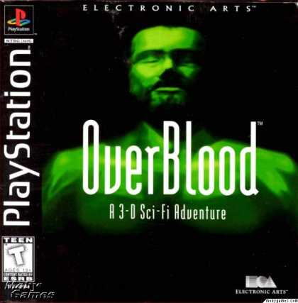 PlayStation Games - OverBlood