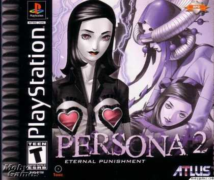 PlayStation Games - Persona 2: Eternal Punishment