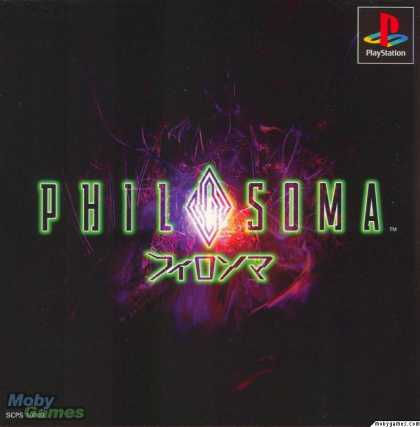 PlayStation Games - Philosoma