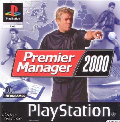PlayStation Games - Premier Manager 2000