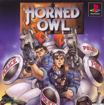 PlayStation Games - Project: Horned Owl