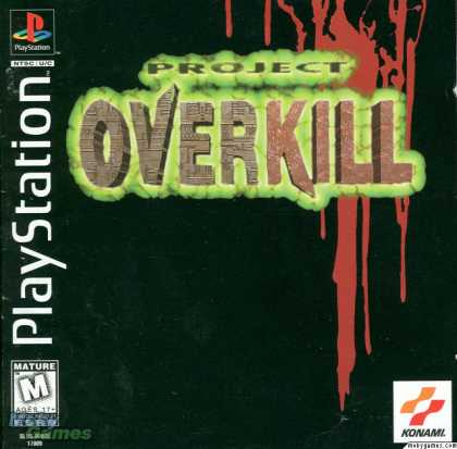 PlayStation Games - Project Overkill