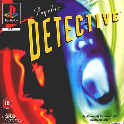 PlayStation Games - Psychic Detective