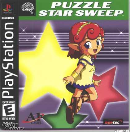 PlayStation Games - Puzzle Star Sweep