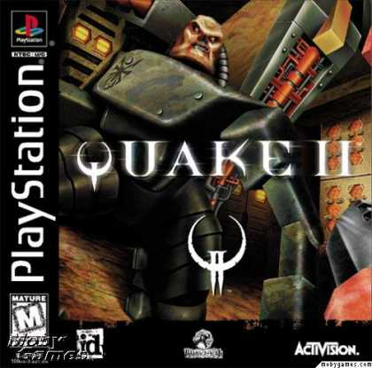 PlayStation Games - Quake II
