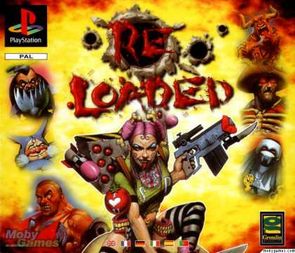 PlayStation Games - Re-Loaded