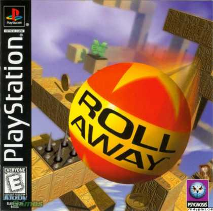 PlayStation Games - Roll Away