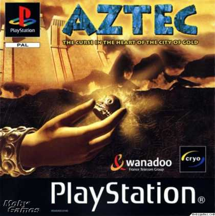 PlayStation Games - The Sacred Amulet