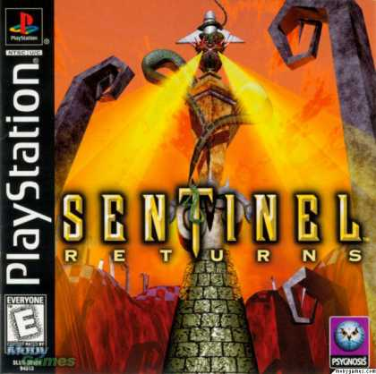 PlayStation Games - Sentinel Returns
